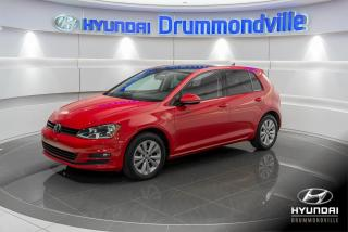 Used 2016 Volkswagen Golf HIGHLINE + GARANTIE + TOIT PANO + NAVI + for sale in Drummondville, QC