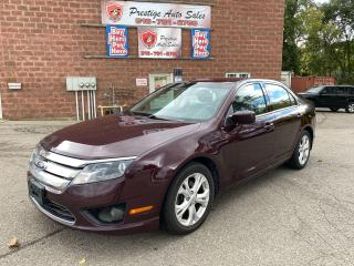 Used 2012 Ford Fusion SE/2.5L/ONE OWNER/NO ACCIDENT/SAFETY+WARRANTY for sale in Cambridge, ON