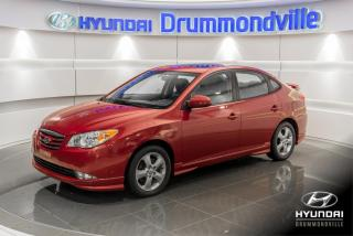 Used 2010 Hyundai Elantra GL SPORT + TOIT + A/C + MAGS + WOW !! for sale in Drummondville, QC