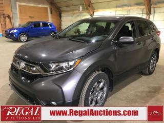 Used 2017 Honda CR-V EX 4D Utility AWD for sale in Calgary, AB