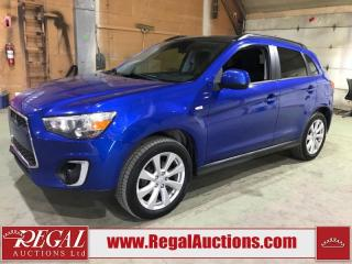 Used 2015 Mitsubishi RVR 4D SUV AWD for sale in Calgary, AB