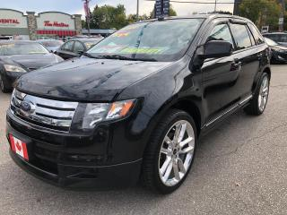 Used 2010 Ford Edge SPORT for sale in Scarborough, ON