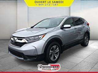 Used 2017 Honda CR-V LX *A VENDRE A DONNACONA* for sale in Donnacona, QC