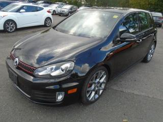 Used 2013 Volkswagen Golf GTI 5-Door for sale in Ottawa, ON
