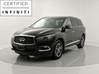 Used 2017 Infiniti QX60 Pemium AWD  NO ACCIDENTS MANITOBA VEHICLE for sale in Winnipeg, MB