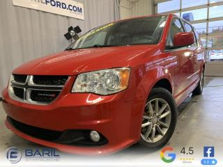 Used 2015 Dodge Grand Caravan SXT Premium Plus fourgonnette de tourism for sale in St-Hyacinthe, QC