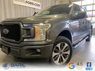 Used 2019 Ford F-150 XLT cabine SuperCrew 4RM caisse de 5,5 p for sale in St-Hyacinthe, QC
