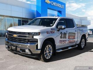 New 2021 Chevrolet Silverado 1500 LTZ The Best Deals to come in 2021 for sale in Winnipeg, MB
