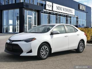 Used 2018 Toyota Corolla LE Back Up Cam! Heated Seats! for sale in Winnipeg, MB