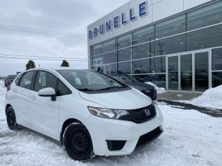 Used 2016 Honda Fit LX AUTO camera de recul for sale in St-Eustache, QC
