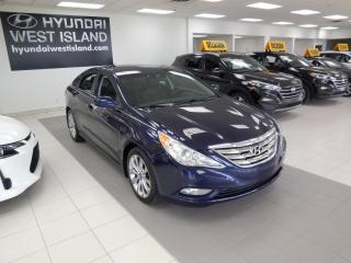 Used 2013 Hyundai Sonata SE AUTO CUIR TOIT MAGS A/C CRUISE BT for sale in Dorval, QC