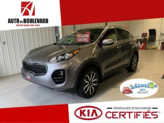 Used 2018 Kia Sportage EX AWD 24 000KM BI-ZONE APPLE ANDROID for sale in Notre-Dame-des-Pins, QC