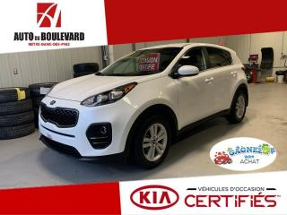 Used 2018 Kia Sportage LX GDI TOUT EQUIPE MAGS GARANTIE 2023 for sale in Notre-Dame-des-Pins, QC