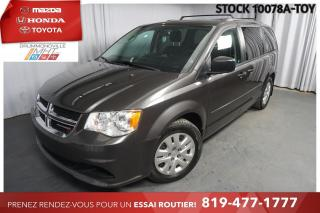 Used 2016 Dodge Grand Caravan STOW N GO| DEMARREUR À DISTANCE| 1 PROPRIO for sale in Drummondville, QC