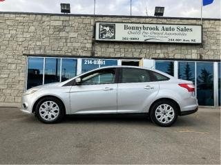 Used 2013 Ford Focus SE for sale in Calgary, AB