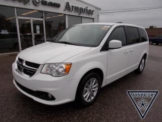 New 2020 Dodge Grand Caravan PREMIUM PLUS for sale in Arnprior, ON