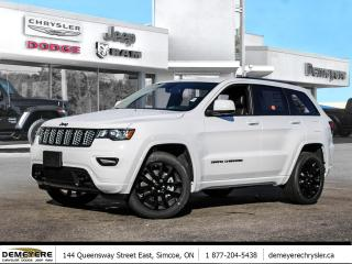 New 2021 Jeep Grand Cherokee ALTITUDE | TRAILER TOW GRP | ALL-WEATHER GRP for sale in Simcoe, ON