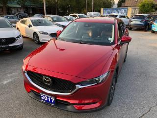 Used 2017 Mazda CX-5 GT AWD at for sale in Burnaby, BC