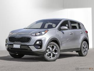 New 2021 Kia Sportage LX S AWD for sale in Kitchener, ON