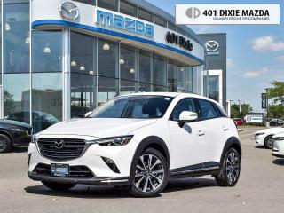 Used 2019 Mazda CX-3 GT AWD |ONE OWNER|NO ACCIDENTS|1.99 % FINANCING AV for sale in Mississauga, ON