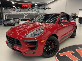 Used 2017 Porsche Macan GTS I PREM PKG PLUS I PANO I NAVI I COMING SOON for sale in Vaughan, ON