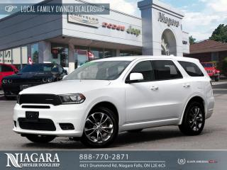 Used 2019 Dodge Durango GT | REAR SEAT VIDEO for sale in Niagara Falls, ON