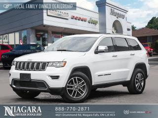 Used 2019 Jeep Grand Cherokee Limited | Power Liftgate for sale in Niagara Falls, ON