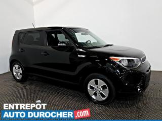 Used 2016 Kia Soul LX AIR CLIMATISÉ - Sièges Chauffants for sale in Laval, QC