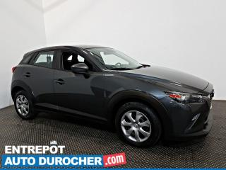 Used 2016 Mazda CX-3 GX AWD NAVIGATION - Automatique - AIR CLIMATISÉ for sale in Laval, QC