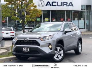 Used 2019 Toyota RAV4 AWD XLE for sale in Markham, ON