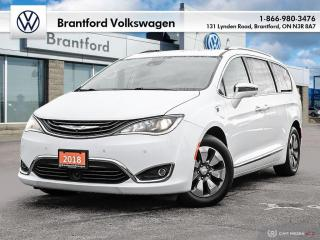 Used 2018 Chrysler Pacifica Hybrid Limited for sale in Brantford, ON