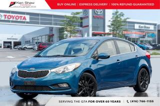 Used 2015 Kia Forte for sale in Toronto, ON