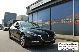 Used 2018 Mazda MAZDA3 GS - Certified inspection and certified warranty! for sale in Vancouver, BC
