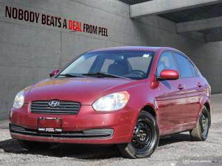 Used 2010 Hyundai Accent 4dr Sdn Auto GL for sale in Mississauga, ON
