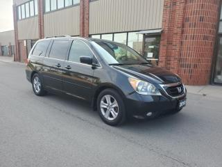 Used 2010 Honda Odyssey 4dr Wgn Touring w/RES & Navi*ONLY 141 K for sale in Scarborough, ON