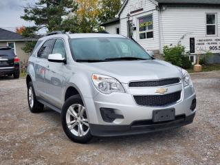 Used 2015 Chevrolet Equinox 1-Owner 2LT V6 AWD RemoteStart BckpCam PowerHeatedSeatsBLTH for sale in Sutton, ON