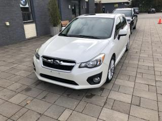 Used 2014 Subaru Impreza 5dr Auto 2.0i Premium for sale in Nobleton, ON