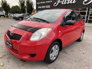 Used 2007 Toyota Yaris 3-Door Liftback for sale in Scarborough, ON