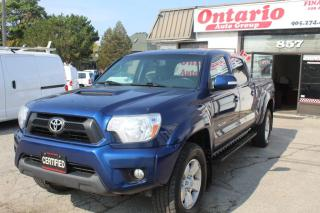 Used 2015 Toyota Tacoma SOLD for sale in Mississauga, ON