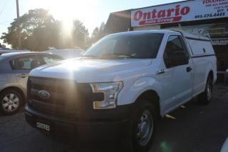 Used 2016 Ford F-150 Reg Cab 8ft Long Box Cruise power options Back Cab for sale in Mississauga, ON