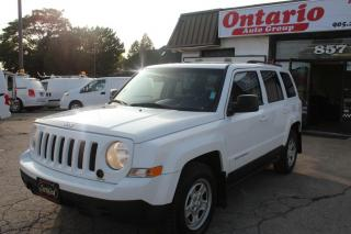 Used 2011 Jeep Patriot North Edition Power options low km for sale in Mississauga, ON