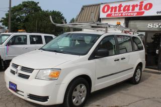 Used 2010 Dodge Grand Caravan tradesman/shelving Ladder rack for sale in Mississauga, ON