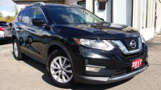 Used 2017 Nissan Rogue SV AWD - BACK-UP CAM! HEATED SEATS! REMOTE START! for sale in Kitchener, ON