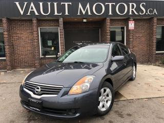 Used 2009 Nissan Altima 4dr Sdn I4 2.5,1 YEAR ENGINE/TRANSMISSION WARRANTY for sale in Brampton, ON