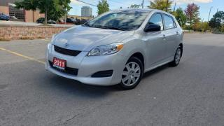 Used 2011 Toyota Matrix 4dr Wgn FWD for sale in Oshawa, ON