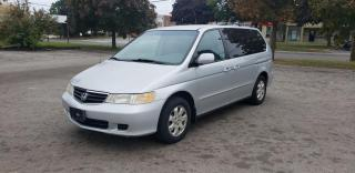Used 2002 Honda Odyssey 5dr EX | Power Sliding Doors for sale in Concord, ON