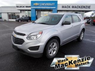 Used 2016 Chevrolet Equinox LS AWD for sale in Renfrew, ON