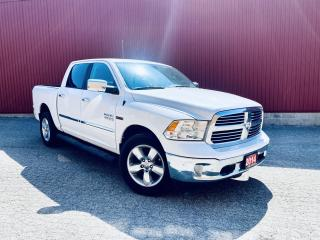 Used 2014 Dodge Ram 1500 V6 DIESEL, BIG HORN, BACKUP- CAMERA, SUNROOF,  Crew Cab SWB 4WD for sale in Scarborough, ON