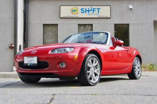 Used 2006 Mazda Miata MX-5 3RD GENERATION LIMITED #423 OF 3,500 for sale in Burlington, ON