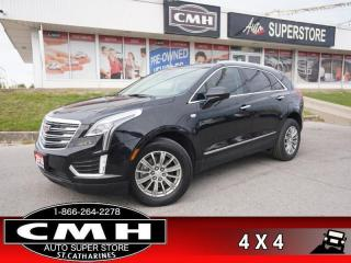 Used 2018 Cadillac XT5 Luxury AWD  AWD NAV CAM ROOF PWR-SEATS for sale in St. Catharines, ON